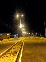 رفع مشکل تاریکی در برخی محلات شهر بهارستان