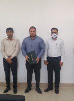 تجلیل شورا و شهرداری بهارستان از تلاشهای مسئول روابط عمومی