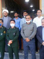 مرکز نیکوکاری مهرآوران شهر بهارستان افتتاح شد