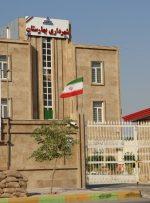 فضا سازی ساختمان شهرداری بهارستان به مناسبت آغاز هفته دفاع مقدس