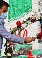 مراسم زنگ انقلاب در شهر بهارستان برگزار شد+تصاویر