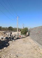 گزارش تصویری از عملیات عقب نشینی و جابجایی دیوار باغ اوقاف