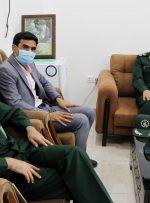 تقدیر جانشین سپاه جم از شهردار بهارستان/ یاراحمدی: تمام تلاش خود را بکار گرفتهایم تا بهترینها را تقدیم شهروندان گرامی کنیم